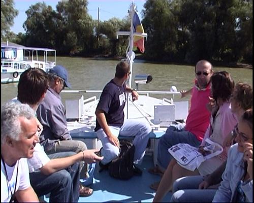 Invitaţi in plimbare pe Dunăre