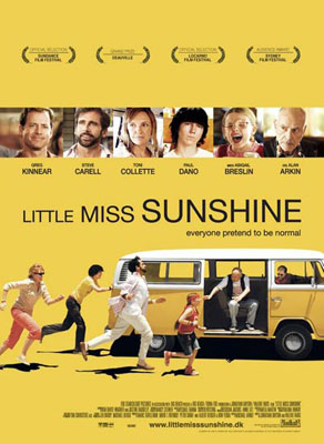 Fiecare se crede normal (Little Miss Sunshine, 2006) - image