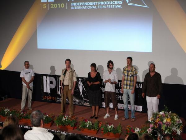Tanti în premieră oficială la IPIFF